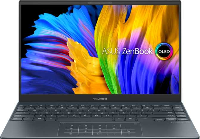 Asus ZenBook 13 OLED UX325 Intel Core i7-1165G7 2.8GHz / 16GB RAM / 1TB SSD