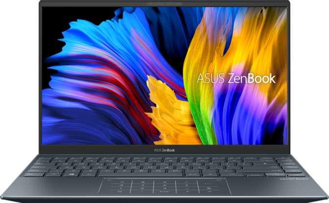Asus ZenBook 14 UM425QA AMD Ryzen 7 5800H 3.2GHz / 16GB RAM / 512GB SSD