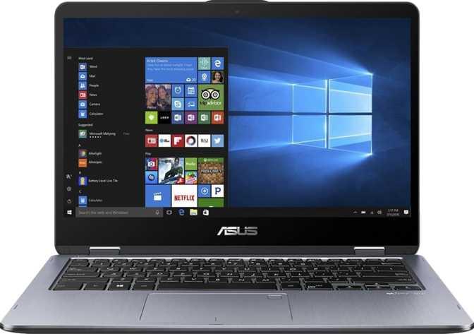 Asus VivoBook Flip 14 TP410 Intel Core i5-8250U 1.6GHz / 8GB RAM / 256GB SSD