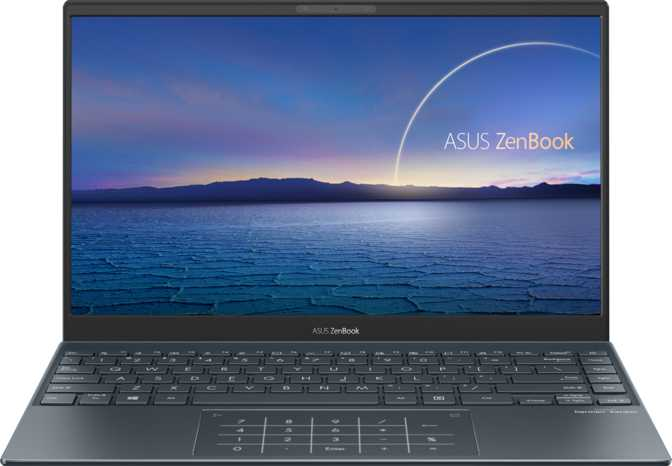Asus ZenBook 13 UX325 Intel Core i7-1065G7 1.3GHz / 32GB RAM / 2TB SSD