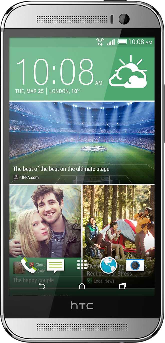 HTC One M8s vs Samsung Galaxy A2 Core