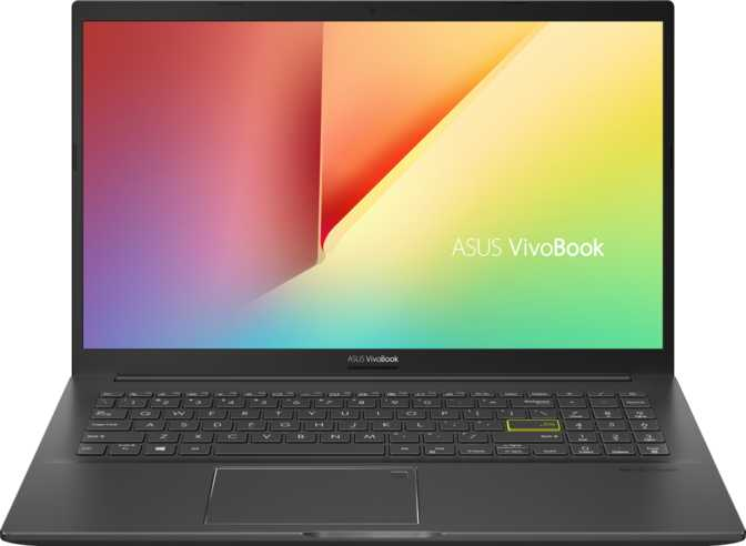 Asus Vivobook 15 K513 Intel Core i7-1165G7 2.8GHz / 16GB RAM / 256GB SSD + 1TB HDD