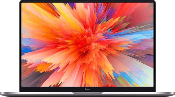 Xiaomi RedmiBook Pro 14 Intel Core i7-1165G7 2.8GHz / 16GB RAM / 512GB SSD