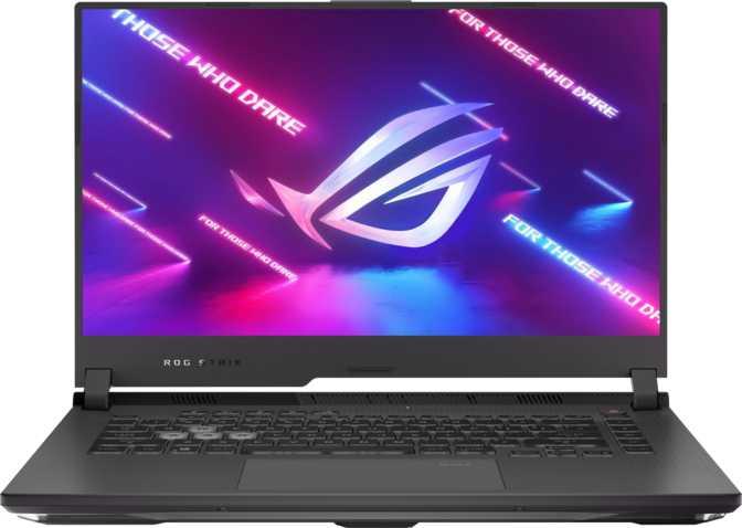 Asus ROG Strix G15 G513 AMD Ryzen 7 4800H 2.9GHz / Nvidia GeForce GTX 1650 Laptop / 16GB RAM / 1TB SSD