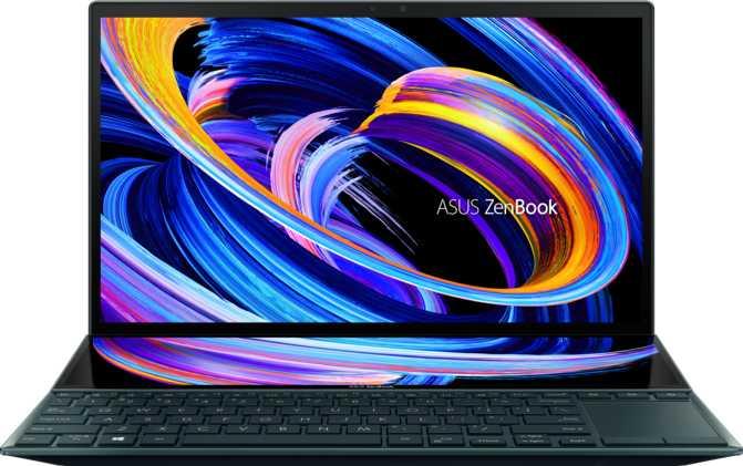 Asus ZenBook Pro Duo 15 OLED UX582 Intel Core i9-10980HK 2.4GHz / 32GB RAM / 1TB SSD