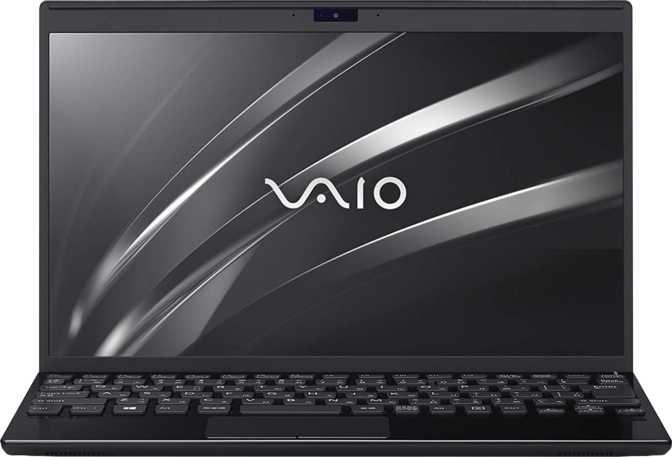 VAIO SX12 Intel Core i7-10710U 1.1GHz / 16GB RAM / 1TB SSD