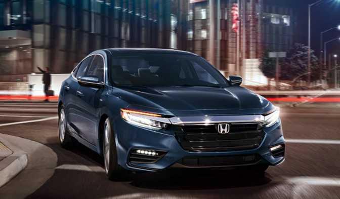 Honda Insight (2021)