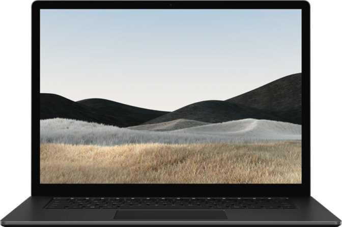 "Microsoft Surface Laptop 4 15"" Intel Core i7-1185G7 3GHz / 32GB RAM / 1TB SSD"