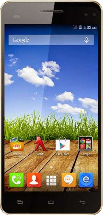 Micromax Canvas HD Plus A190