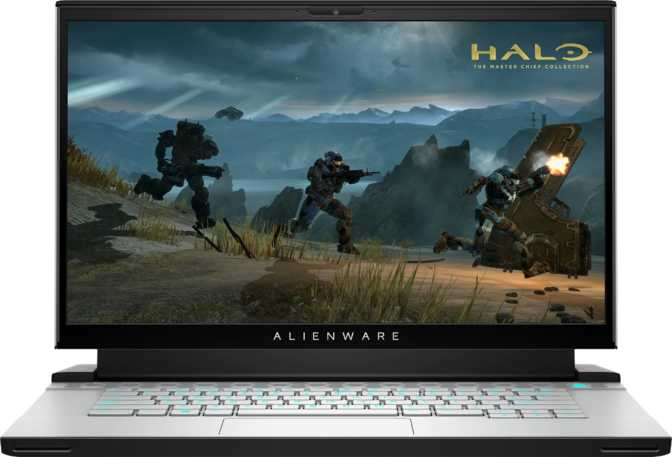 "Dell Alienware M15 R4 15.6"" Intel Core i7-10870H 2.2GHz / Nvidia GeForce RTX 3060 Laptop / 16GB RAM / 256GB SSD"