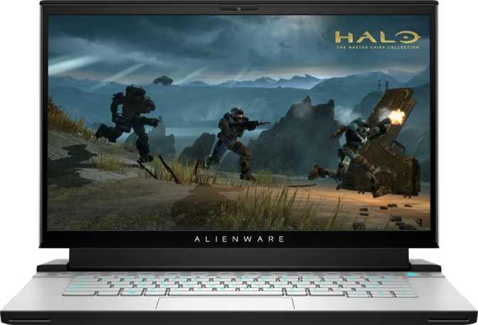 """Dell Alienware M15 R4 15.6"""" Intel Core i7-10870H 2.2GHz / Nvidia GeForce RTX 3080 8GB Laptop / 32GB RAM / 1TB SSD + 512GB SSD"""