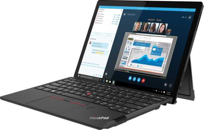Lenovo ThinkPad X12 Detachable Intel Core i7-1180G7 1.3GHz / 16GB RAM / 1TB SSD