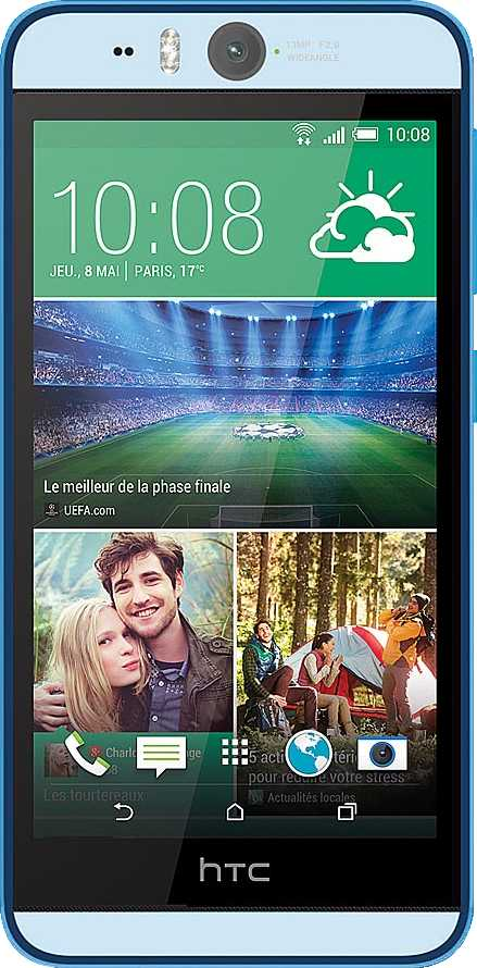 HTC Windows Phone 8X vs HTC Desire Eye