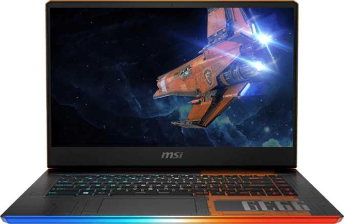 "MSI GE66 Raider Dragonshield Limited Edition 15.6"" Intel Core i9-10980HK 2.4GHz / 32GB RAM / 1TB SSD"