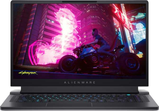 Dell Alienware X15 R1 Intel Core i7-11800H 2.3GHz / Nvidia GeForce RTX 3060 Laptop / 16GB RAM / 256B SSD