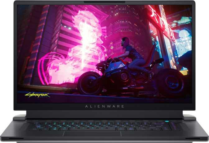 Dell Alienware X17 R1 Intel Core i7-11800H 2.3GHz / Nvidia GeForce RTX 3080 Laptop / 32GB RAM / 512GB SSD