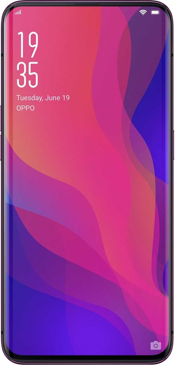 Samsung Galaxy S8 vs Oppo Find X