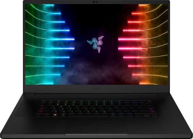 Razer Blade 17 4K Touch Intel Core i9-11900H 2.5GHz / Nvidia GeForce RTX 3080 Laptop / 32GB RAM / 1TB SSD