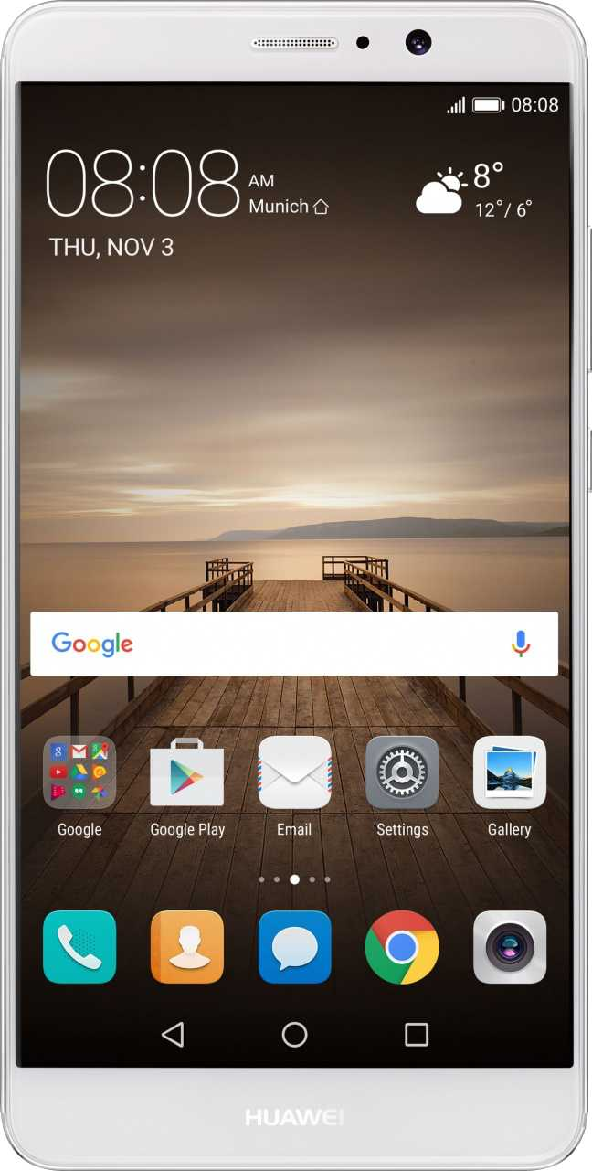 Huawei Mate 9 vs Samsung Galaxy S6 Edge Plus