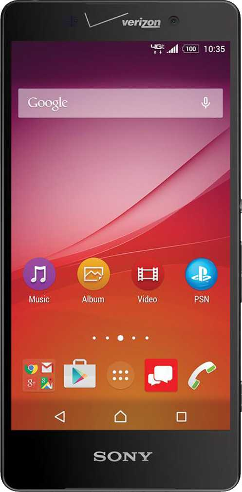 Xiaomi Redmi Note 4G vs Sony Xperia Z4v