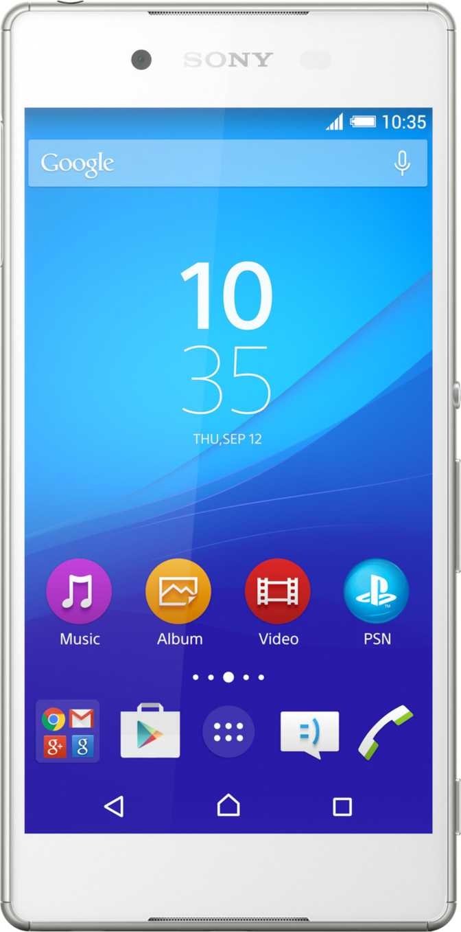 Samsung Galaxy S6 vs Sony Xperia Z3 Plus