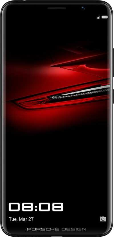 Samsung Galaxy S8 vs Huawei Mate RS Porsche Design
