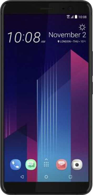 HTC U12+ vs HTC U11 Plus