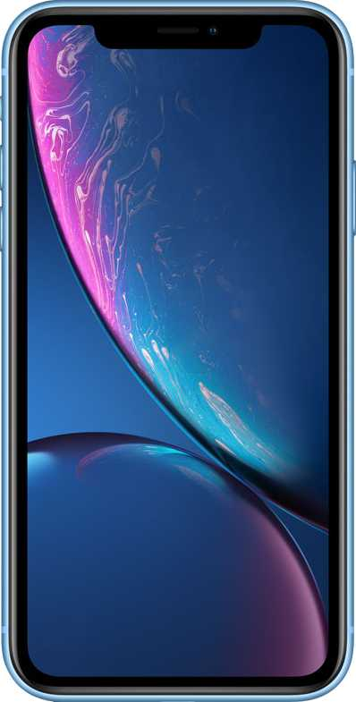 Apple iPhone XR vs Huawei P40 Lite