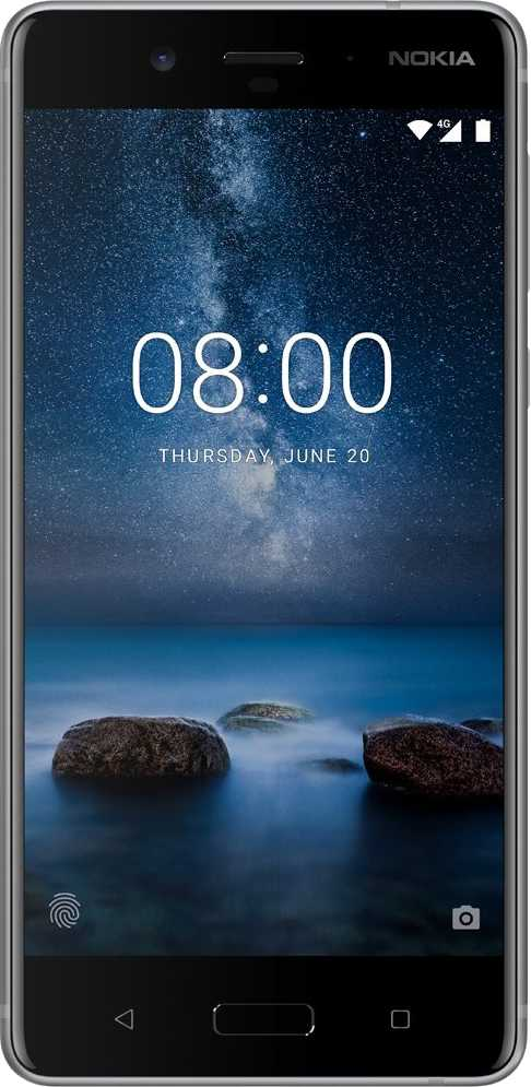 Samsung Galaxy S8 vs Nokia 8