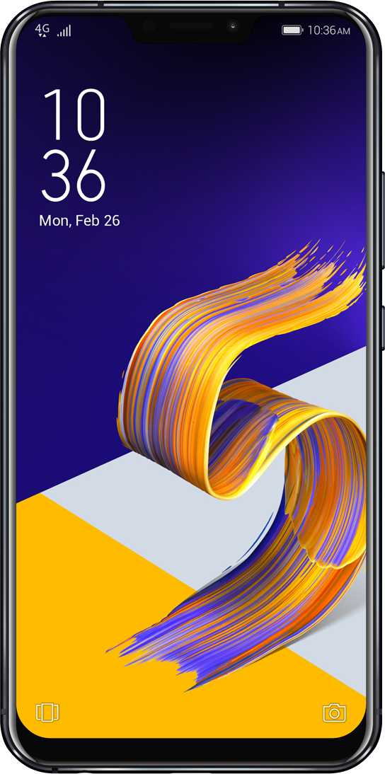 General Mobile GM5 Plus vs Asus Zenfone 5z