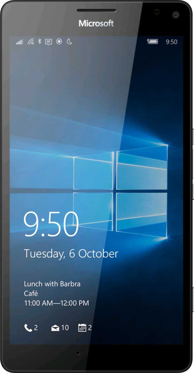 HTC First vs Microsoft Lumia 950 XL