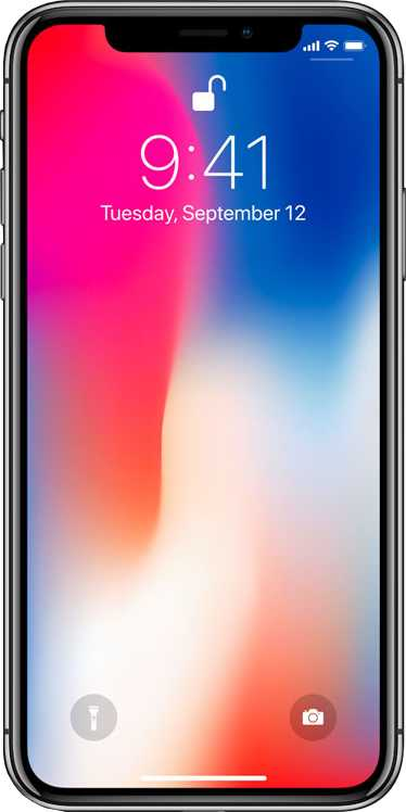 Dell Streak Pro D43 vs Apple iPhone X