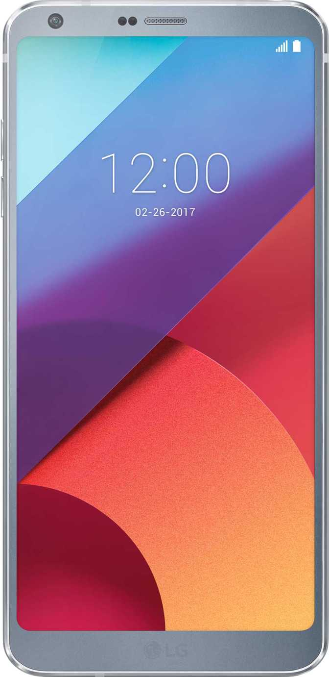 LG G6 vs General Mobile GM 8