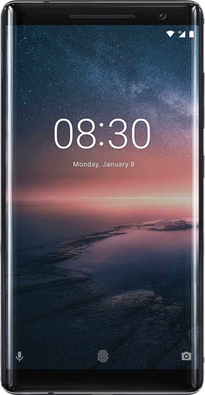 Nokia 8 Sirocco vs General Mobile GM 8