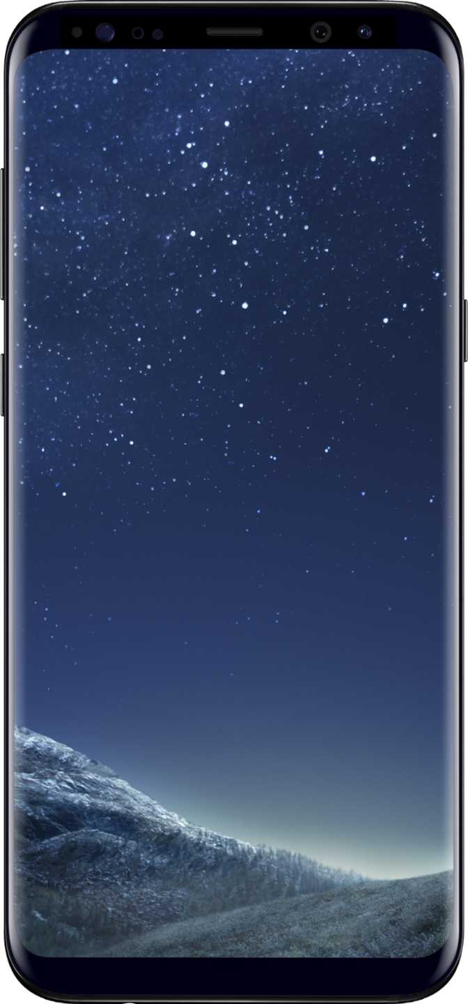 Samsung Galaxy S8 Plus vs Huawei P Smart Plus (2019)