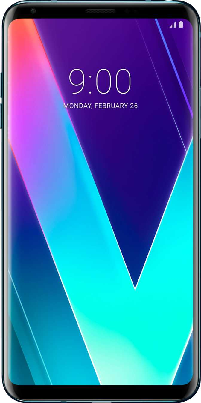 LG V20 vs LG V30S Plus ThinQ