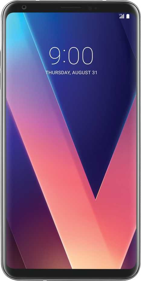 LG V30 vs Apple iPhone 8