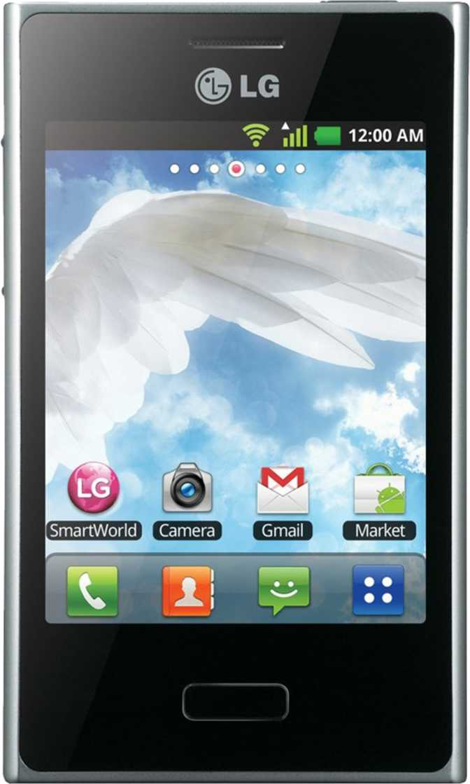 Motorola Atrix 4G vs LG Optimus L3 E400