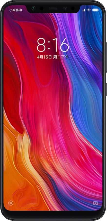 Xiaomi Mi 8 Explorer Edition vs Xiaomi Mi 8