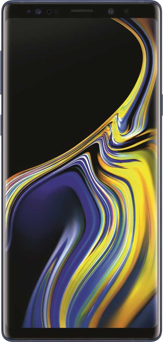 Samsung Galaxy Note 9 vs Vivo NEX S