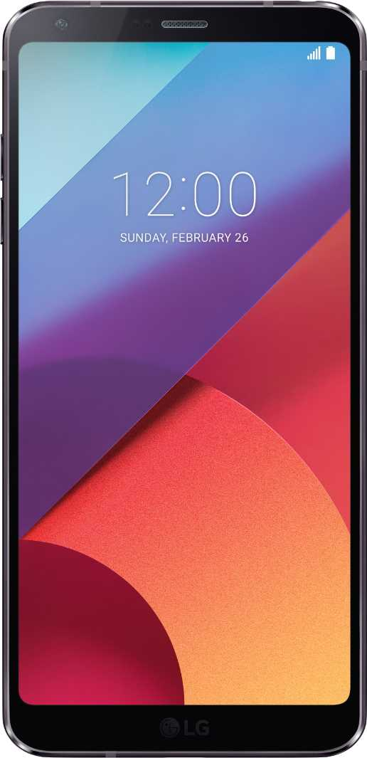 Samsung Galaxy S8 vs LG G6 Plus