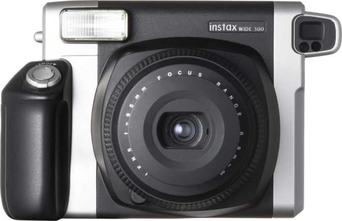 Canon EOS M50 Mark II vs Fujifilm Instax Wide 300