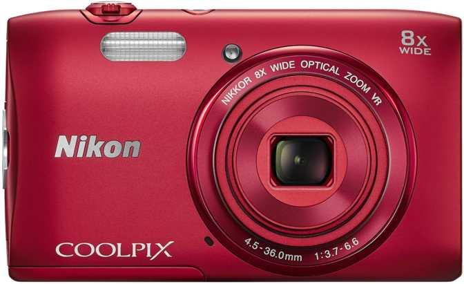 Fujifilm FinePix S4000 vs Nikon Coolpix S3600