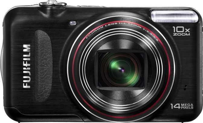 Fujifilm X-T20 vs Fujifilm FinePix T300