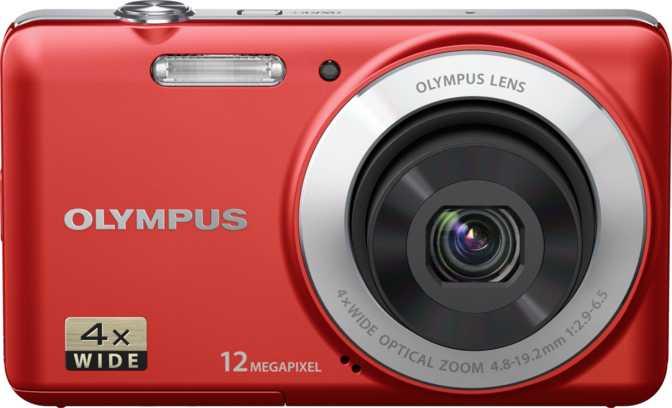 Canon PowerShot SX270 HS vs Olympus VG-110