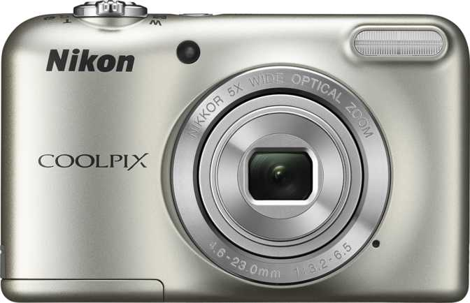 Nikon Coolpix L320 vs Nikon Coolpix L31