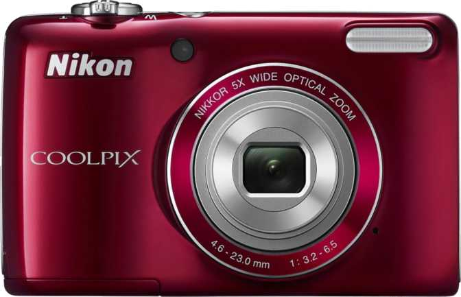 Nikon Coolpix L26 vs Sony Cyber-shot DSC-W560