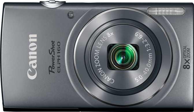 Samsung ST200F vs Canon PowerShot ELPH 160
