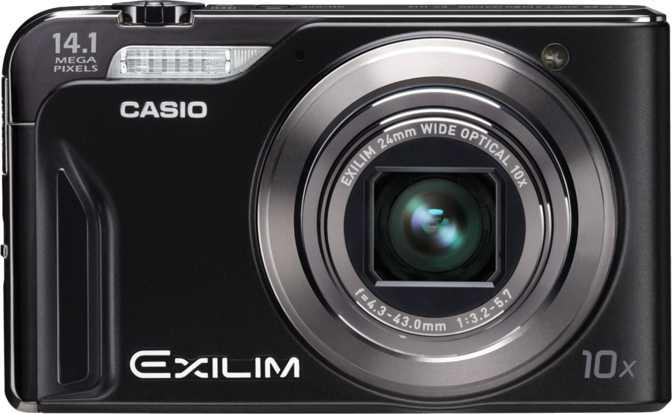 Casio Exilim EX-H15