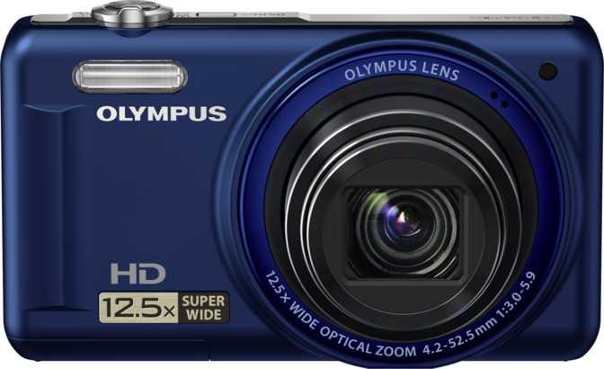Canon PowerShot ELPH 160 vs Olympus VR-320